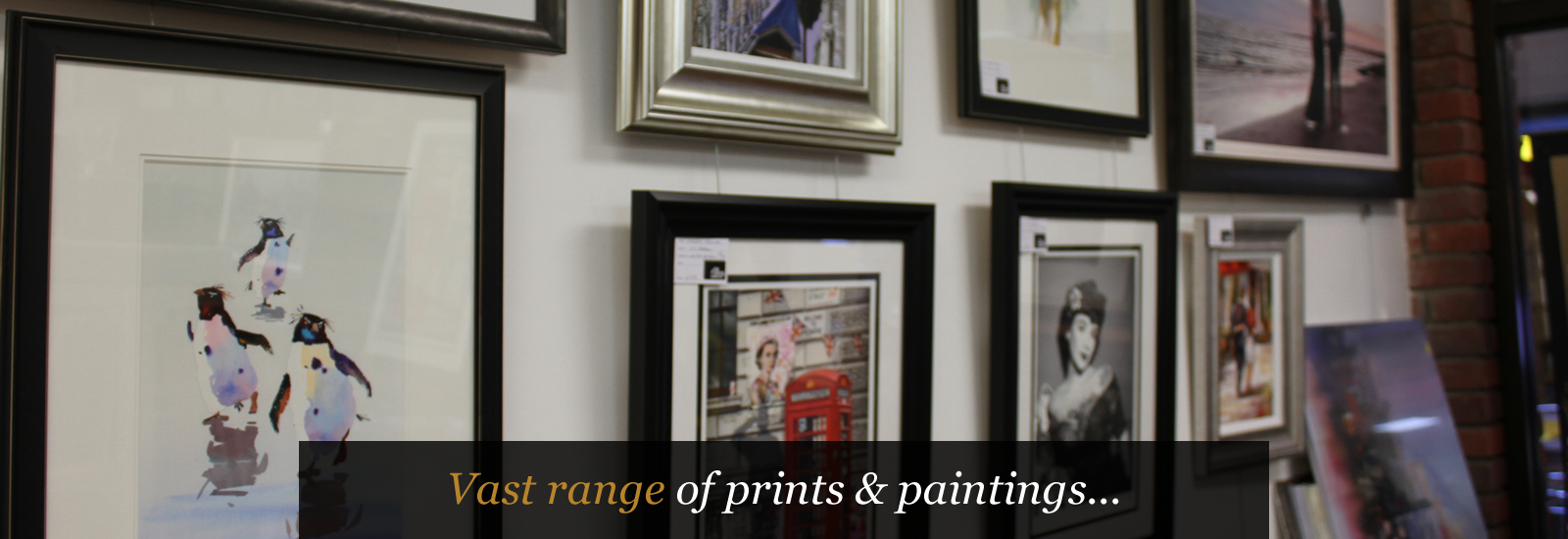 Picture Framing Specialists | UK